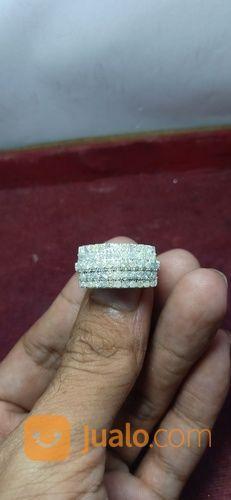 Cincin Perak Berlian Eropah (26622595) di Martapura