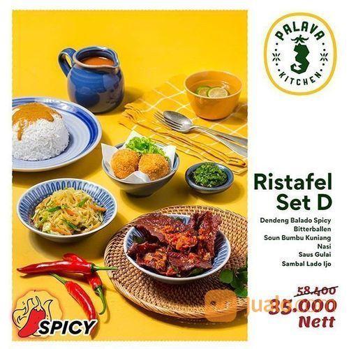 Palava Kitchen Paket Set Lengkap (26628463) di Kota Jakarta Selatan