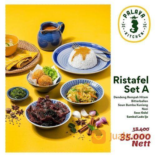 Palava Kitchen Paket Set Lengkap (26628467) di Kota Jakarta Selatan