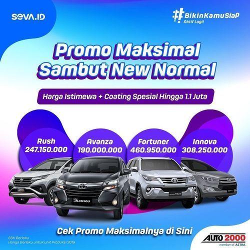Seva.id Promo Maksimal Sambut New Normal (26629311) di Kota Jakarta Selatan