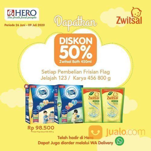 Hero Supermarket Diskon 50% (26632355) di Kota Jakarta Selatan