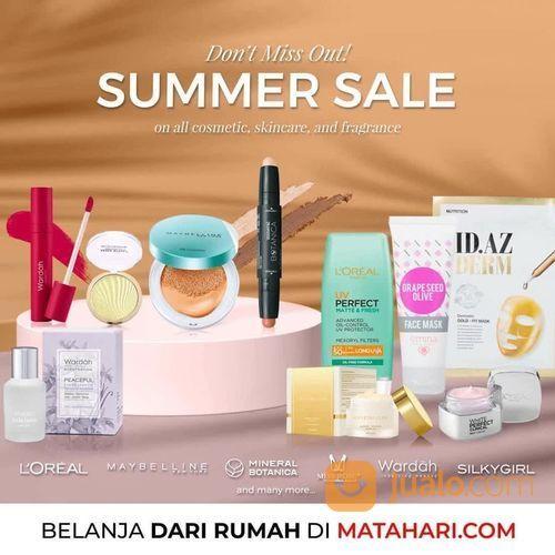 Matahari Make-Up Summer Sale (26633335) di Kota Jakarta Selatan