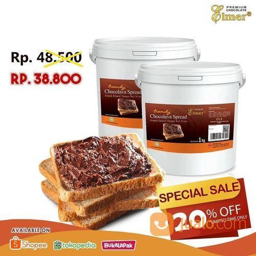 ELMER CHOCOLATE PROMO SPECIAL SALE DISKON 30% (26639983) di Kota Jakarta Pusat