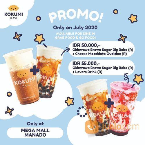 KOKUMI PROMO JULY 2020 di KOKUMI MEGA MALL MANADO (26640039) di Kota Jakarta Selatan