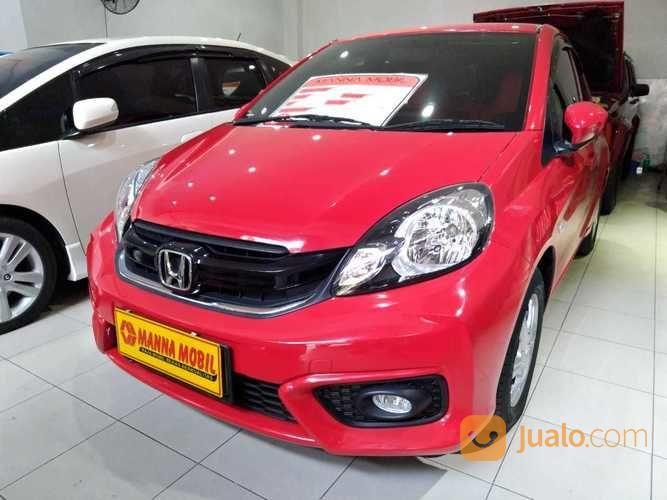 Honda Brio E AT 2017 - Low KM (26650715) di Kota Surabaya