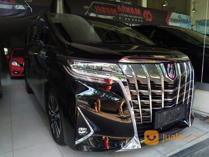 Toyota All New Alphard G ATPM 2018 - Low KM (26660647) di Kota Surabaya