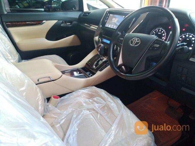 Toyota All New Alphard G ATPM 2018 - Low KM (26660651) di Kota Surabaya