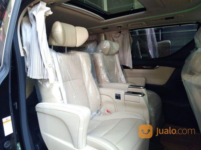 Toyota All New Alphard G ATPM 2018 - Low KM (26660655) di Kota Surabaya