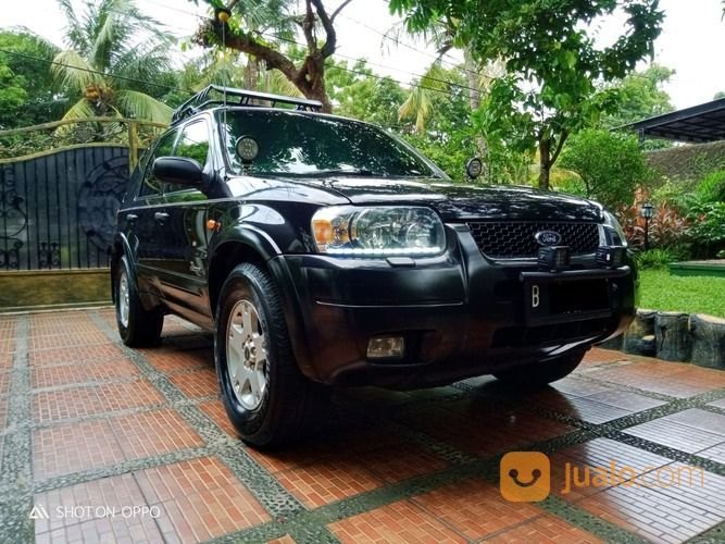 Ford Escape 2.3 Xlt Matic Thn 2006 Terawat Baik Siap Pakai (26670015) di Kota Jakarta Timur