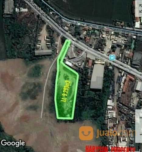 LAHAN INDUSTRI 9.293 M2- CIKARANG KAB. BEKASI (26670875) di Kab. Bekasi