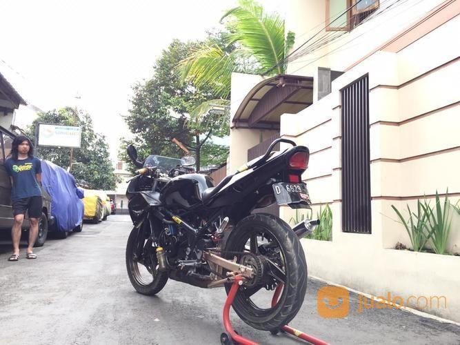 Ninja 150 KRR Tahun 2010 Hitam (26673931) di Kota Bandung
