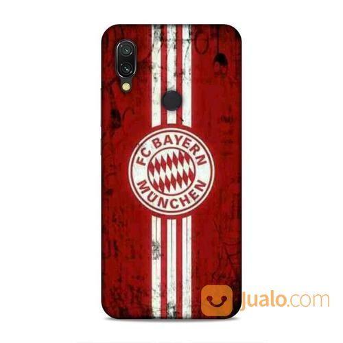 Bayern Munchen Football Xiaomi Redmi 7 Custom Hard Case (26676355) di Kota Bekasi