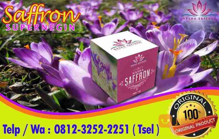 Saffron Herat Bermanfaat (26681347) di Kota Bogor