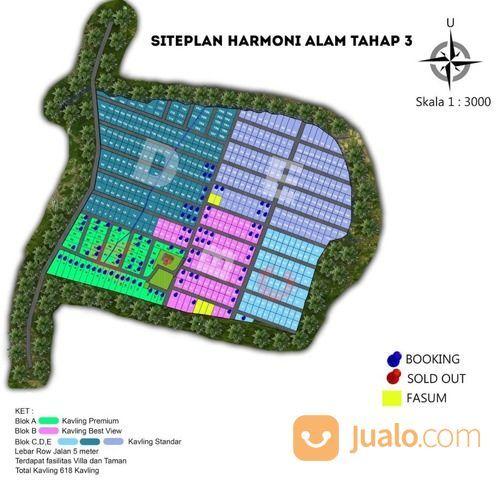 Tanah Siap Bangun Dan Bisa Untuk Berkebun Bonus 2 Pohon Durian Bawor (26681699) di Kab. Bogor