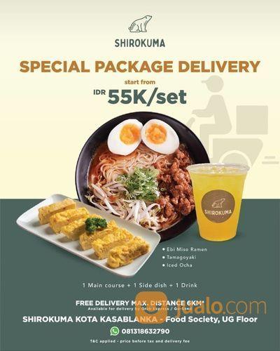 SHIROKUMA Special Package Delivery (26693863) di Kota Jakarta Selatan