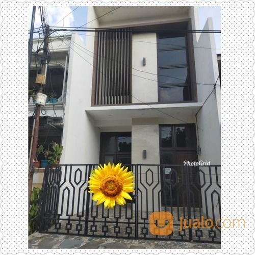 Rumah Baru 3 Lt Di Perum DKI PONDOK KELAPA Jakarta Timur (26694139) di Kota Jakarta Timur
