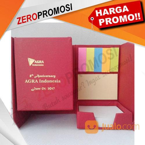 Souvenir Multifungsi Kotak Pen Memo Post It (26694163) di Kota Tangerang