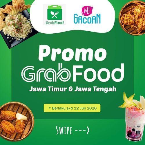 MIE GACOAN PROMO GRABFOOD JAWA TIMUR DAN TENGAH (26695851) di Kota Jakarta Selatan