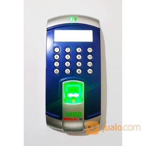 Paket Mesin Absensi Fingerprint MBB R17 Akses Kontrol Pintu (26713447) di Kota Surabaya