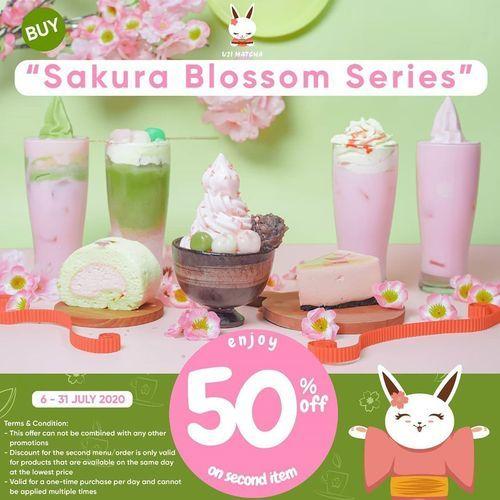 Uji Matcha Sakura Blossom Series (26727671) di Kota Jakarta Selatan