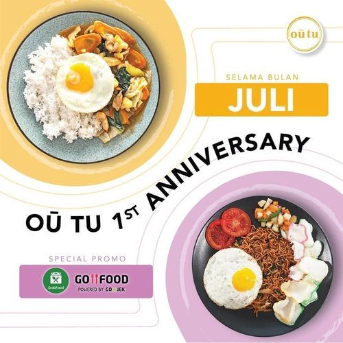 OUTU.ID Promo 1st Anniversary (26728019) di Kota Jakarta Selatan