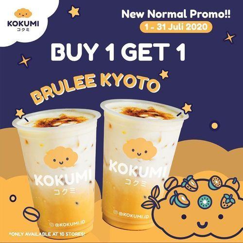 Kokumi Buy 1 Get 1 Brulee Kyoto (26744799) di Kota Jakarta Selatan