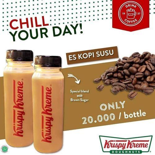 Krispy Kreme Promo Es Kopi Susu (26744823) di Kota Jakarta Selatan