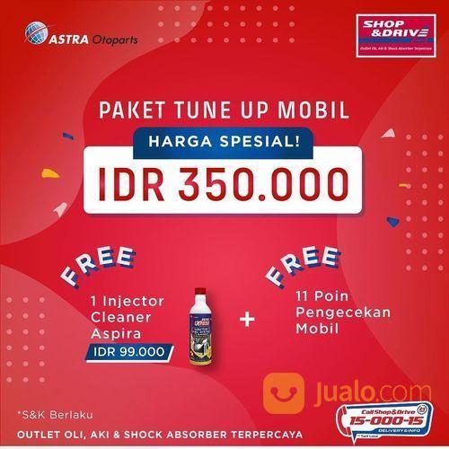 Shop And Drive Promo Paket Layanan Tune Up (26744999) di Kota Jakarta Selatan