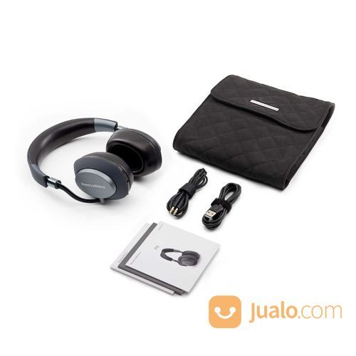 Bowers & Wilkins PX Space Grey Over Ear Headphone With ANC (26756183) di Kota Jakarta Barat