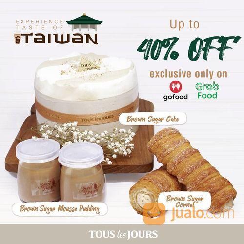 TOUS LES JOURS Discount Up To 40% (26760395) di Kota Jakarta Selatan