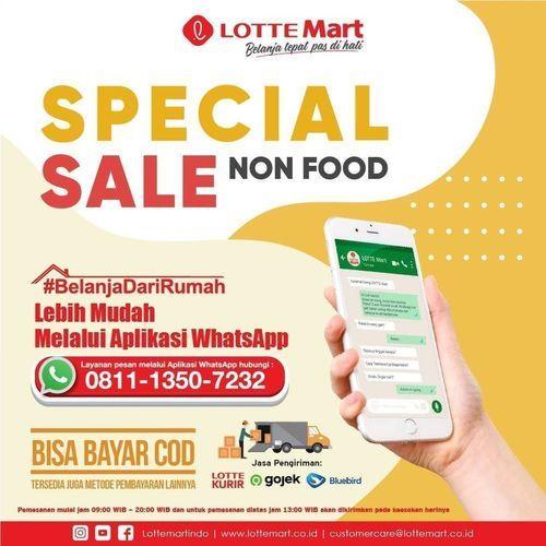 Lottemart Special Sale Non Food (26760683) di Kota Jakarta Selatan