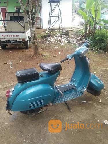 Vespa Sprint Tahun 1971 Biru (26788579) di Kota Bogor
