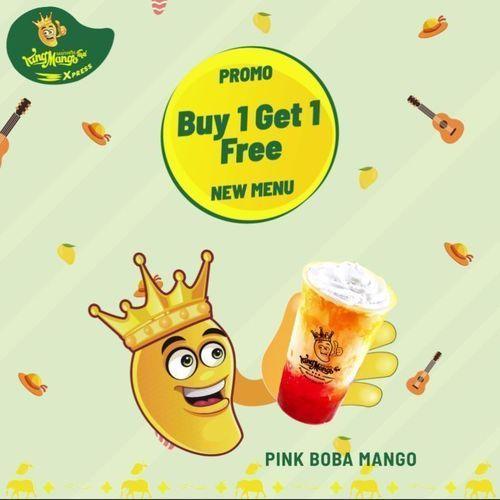 King Mango Buy 1 Get 1 Free (26788591) di Kota Jakarta Selatan