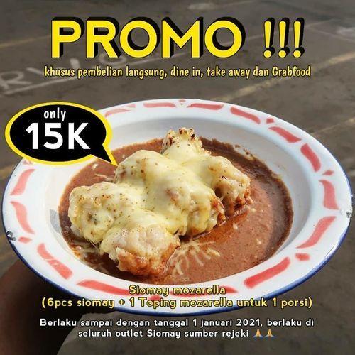 Siomay Sumber Rejeki Promo 15k (26793443) di Kota Jakarta Selatan