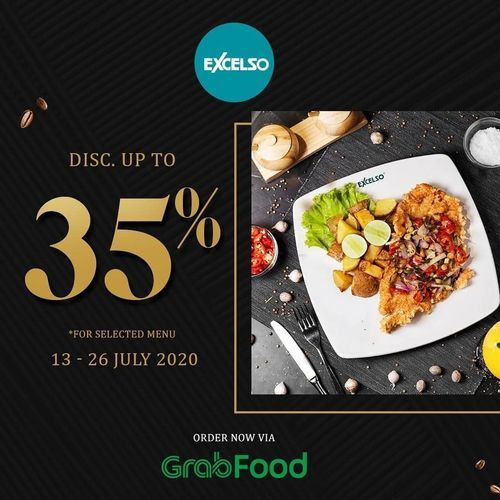 Excelso Coffee Disc. Up To 35% (26793471) di Kota Jakarta Selatan