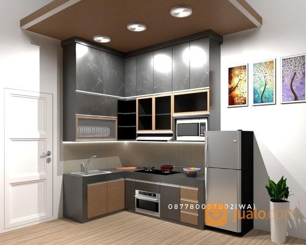 Kitchen Set Custom Harga Termurah Purwokerto Dan Sekitarnya (26794975) di Kab. Banyumas
