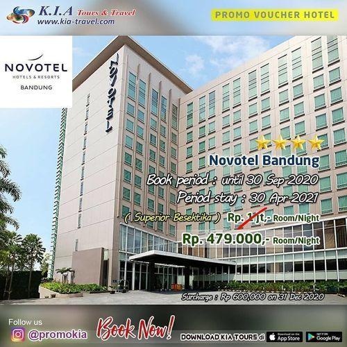 KIA Tours Promo Novotel Hotel Bandung (26843451) di Kota Bandung