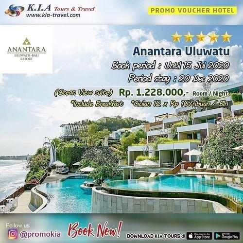 KIA Tours Promo Anantara Uluwatu Resort (26854691) di Kota Denpasar
