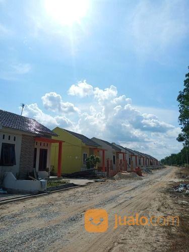 Rumah Semicluster Siap Huni Cantik Lokasi Strategis Dan Termurah Se Riau (26876179) di Kota Solok
