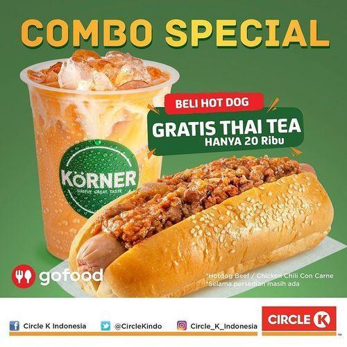 Circle K Combo Special (26925307) di Kota Jakarta Selatan