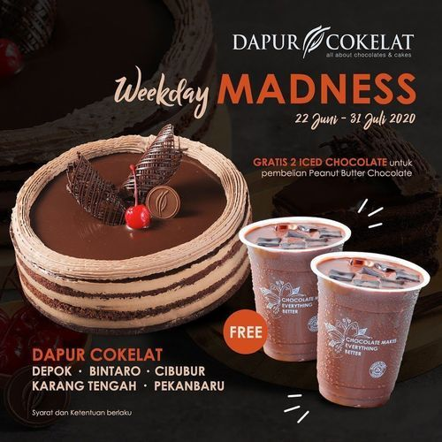Dapur Cokelat Weekly Madness (26925463) di Kota Jakarta Selatan