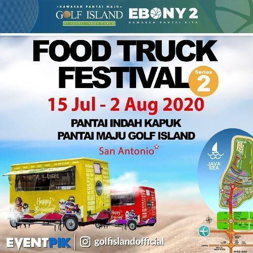 Golf Island Food Truck Festival (26925491) di Kota Jakarta Selatan