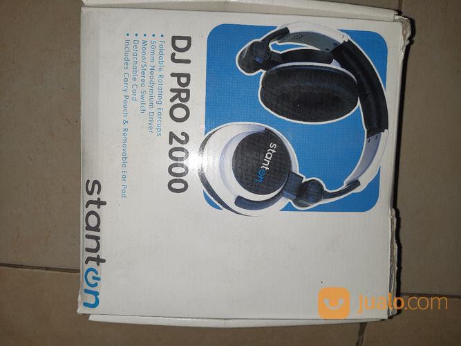 Headphone Merek Stanton Tipe Dj Pro 2000 (26934079) di Kota Malang