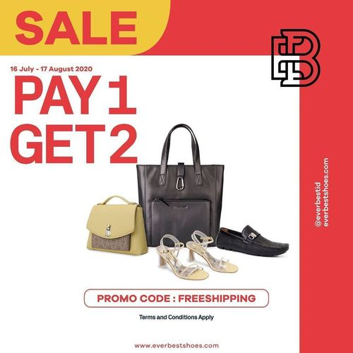 Everbest Sale Pay 1 Get 2 (26935787) di Kota Jakarta Selatan
