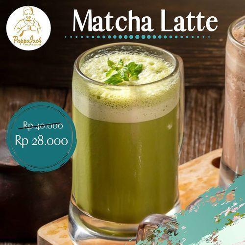 PAPPAJACK MATCHA LATTE PROMO ONLY 28K (26953819) di Kota Jakarta Selatan