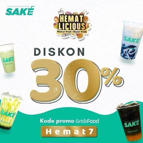 SAKE INDONESIA PROMO HEMAT LICIOUS DISKON 30% (26981895) di Kota Jakarta Selatan