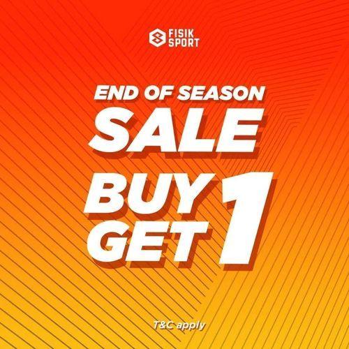 FISIK Sport End Of Season Sale Buy 1 Get 1 (26997395) di Kota Jakarta Selatan