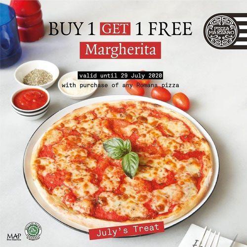 Pizza Marzano FREE Margherita Classic (26997403) di Kota Jakarta Selatan