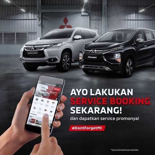 Mitsubishi Motors Gratis 1x Penyemprotan Disinfektan (26997815) di Kota Jakarta Selatan