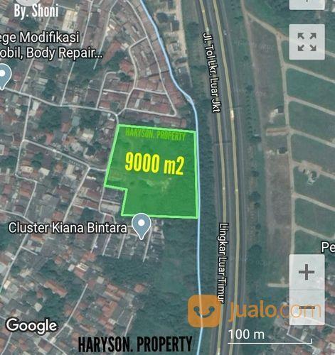 Lahan Perumahan 90002 - Bintara Bekasi (26997835) di Kota Bekasi